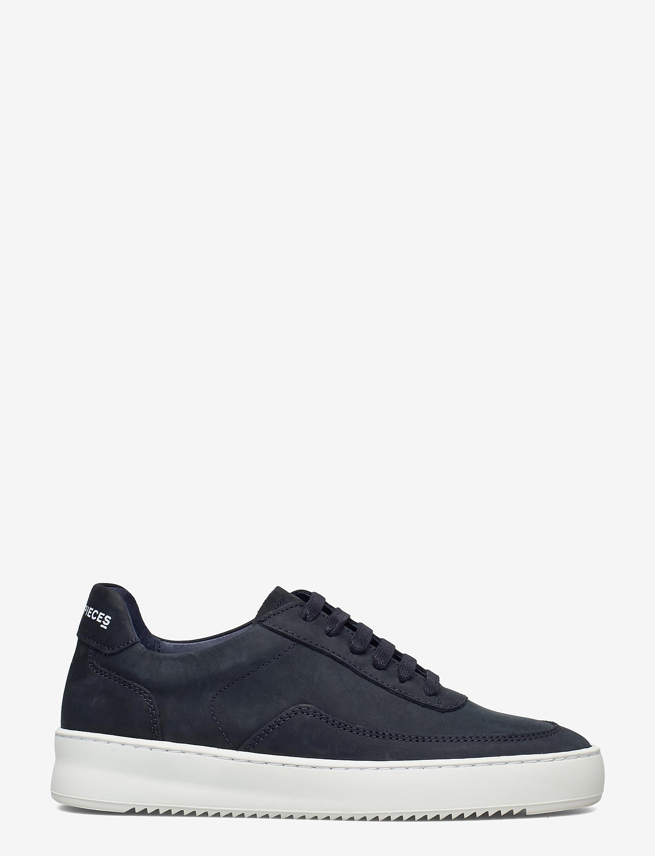 Filling Pieces - Mondo 2.0 Ripple Nubuck - låga sneakers - navy blue - 0