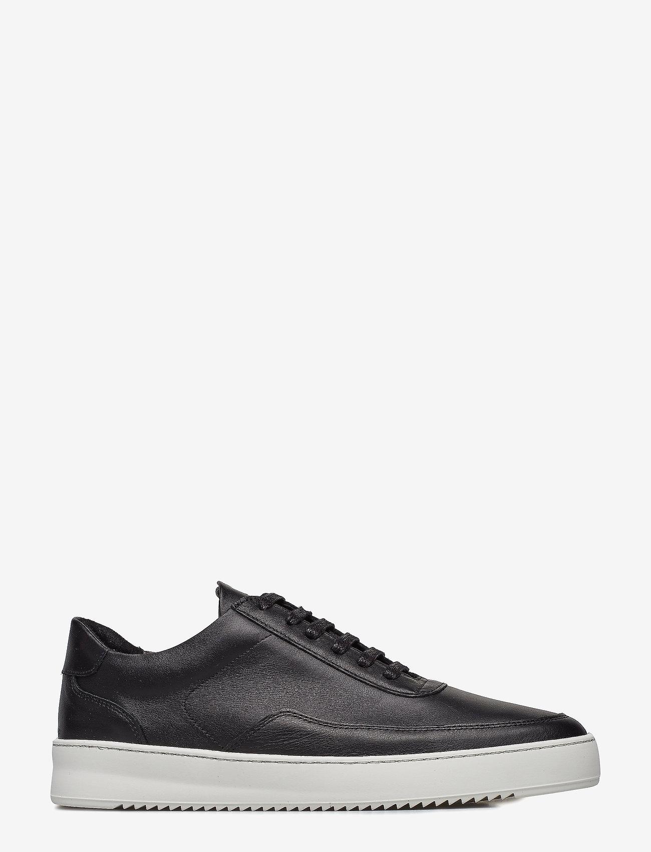 Filling Pieces - Low Mondo Ripple Nardo - låga sneakers - black - 1