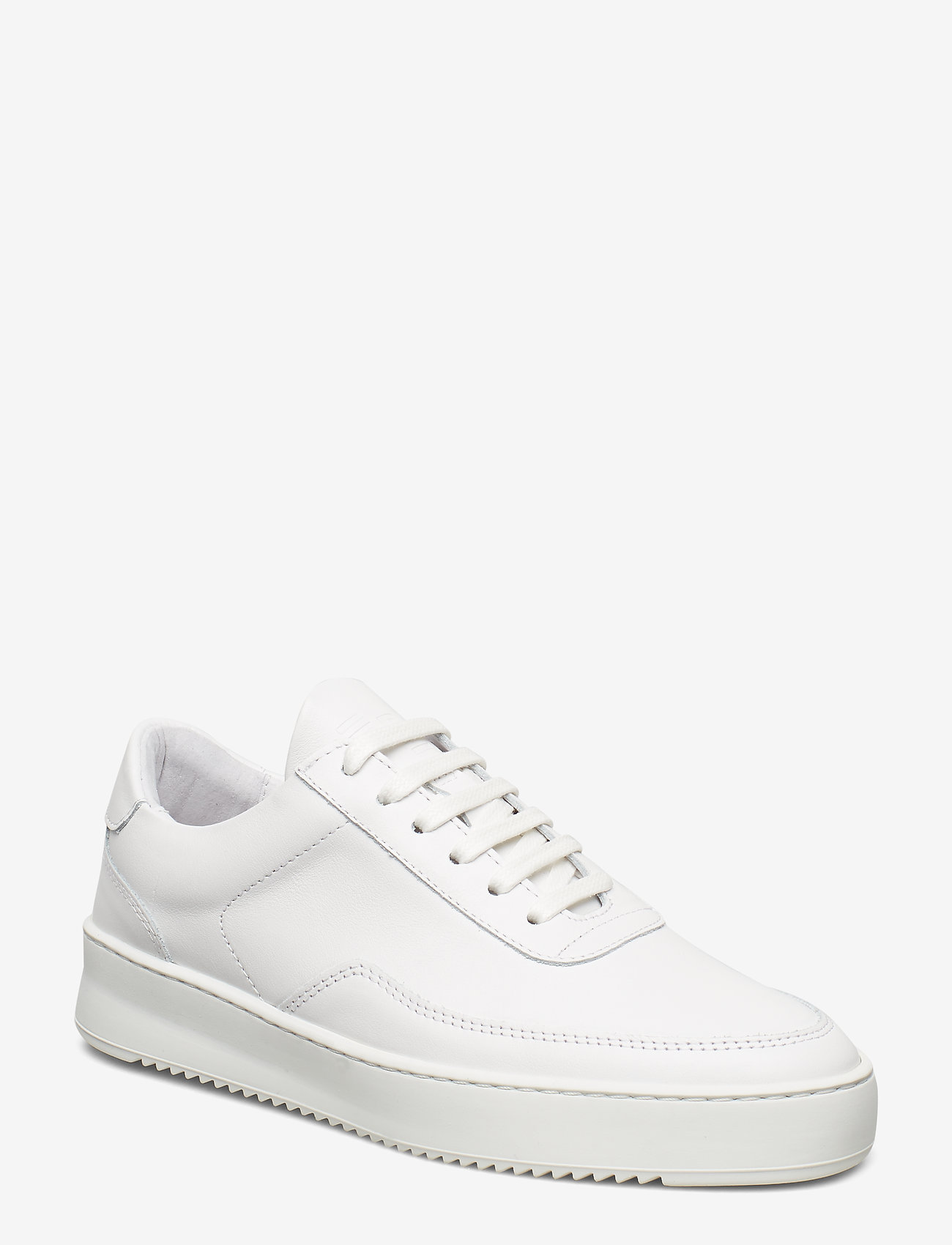 Filling Pieces - Low Mondo Ripple Nardo - low tops - white - 0