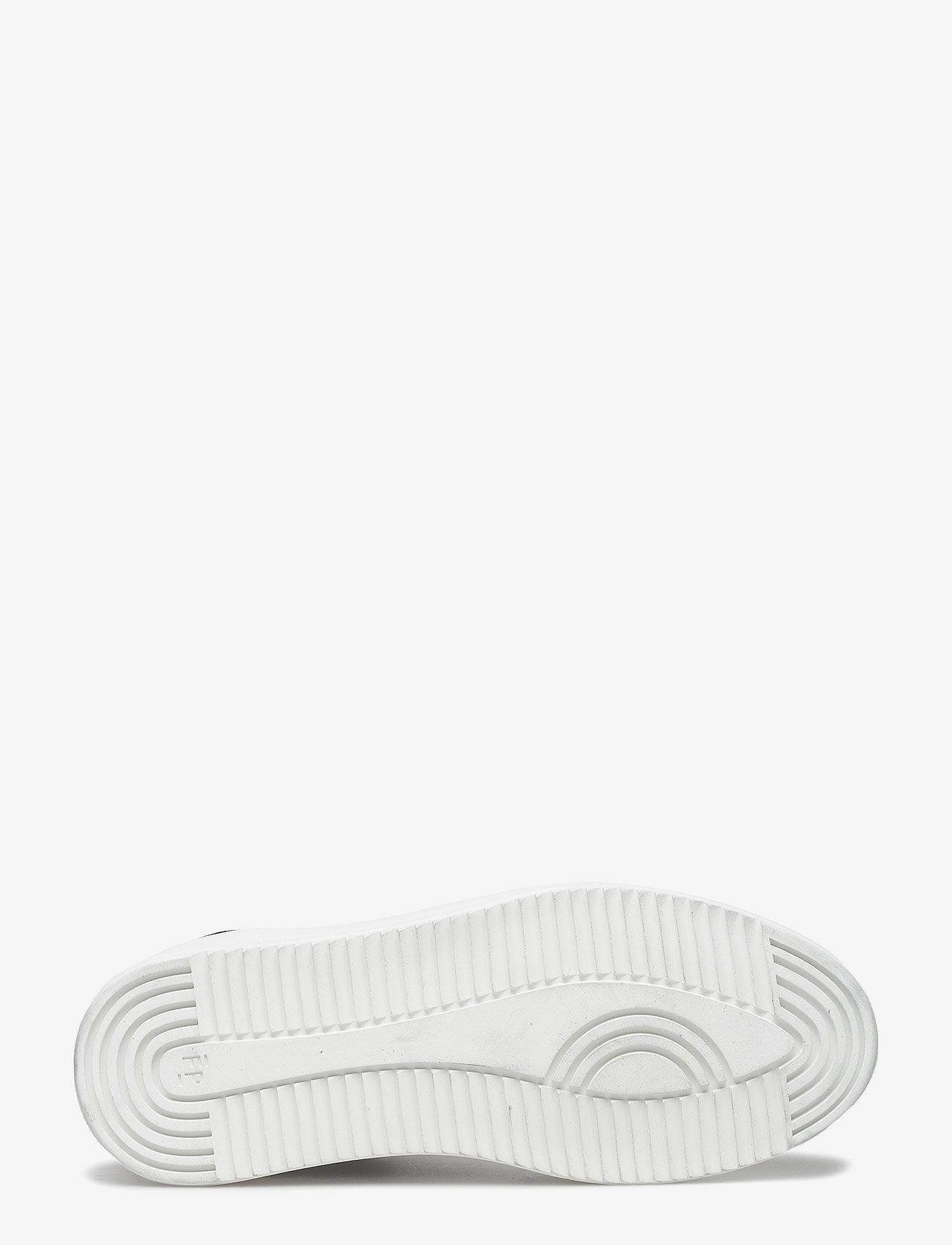 Filling Pieces - Low Top Ripple Basic Black / White - låga sneakers - black/white - 4