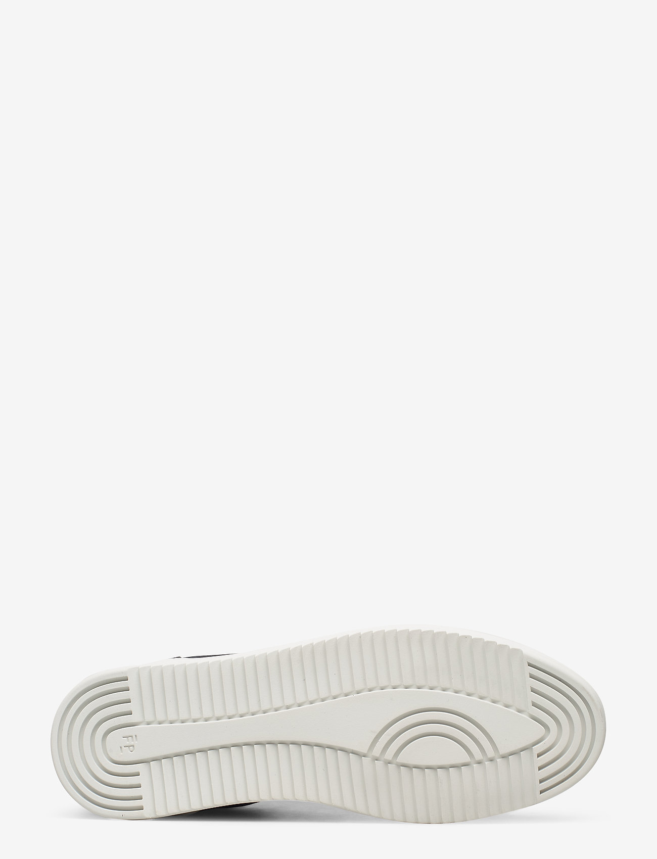 Filling Pieces - Low Top Ripple Nubuck - låga sneakers - dark blue - 3