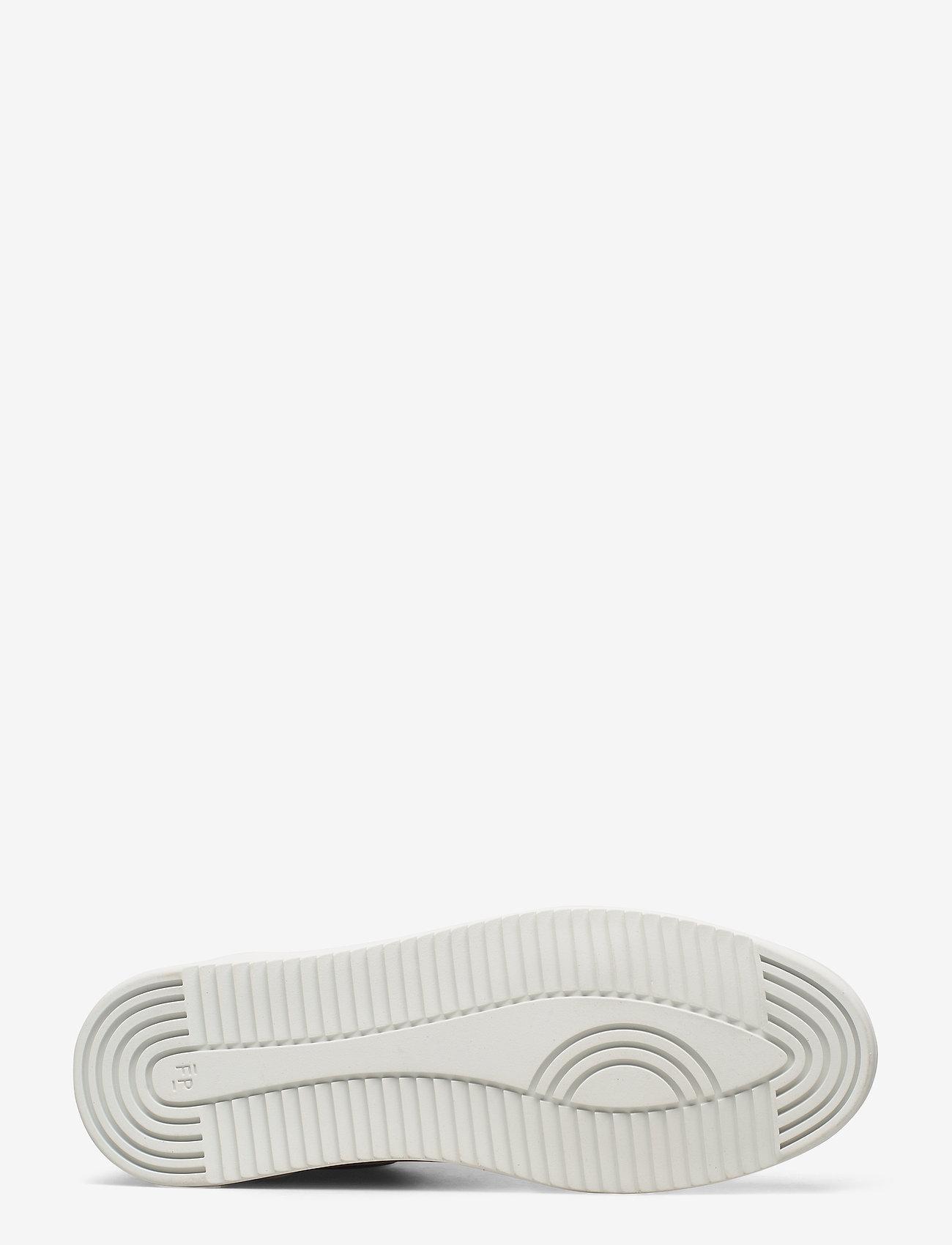 Filling Pieces - Low Top Ripple Nubuck - låga sneakers - grey - 4
