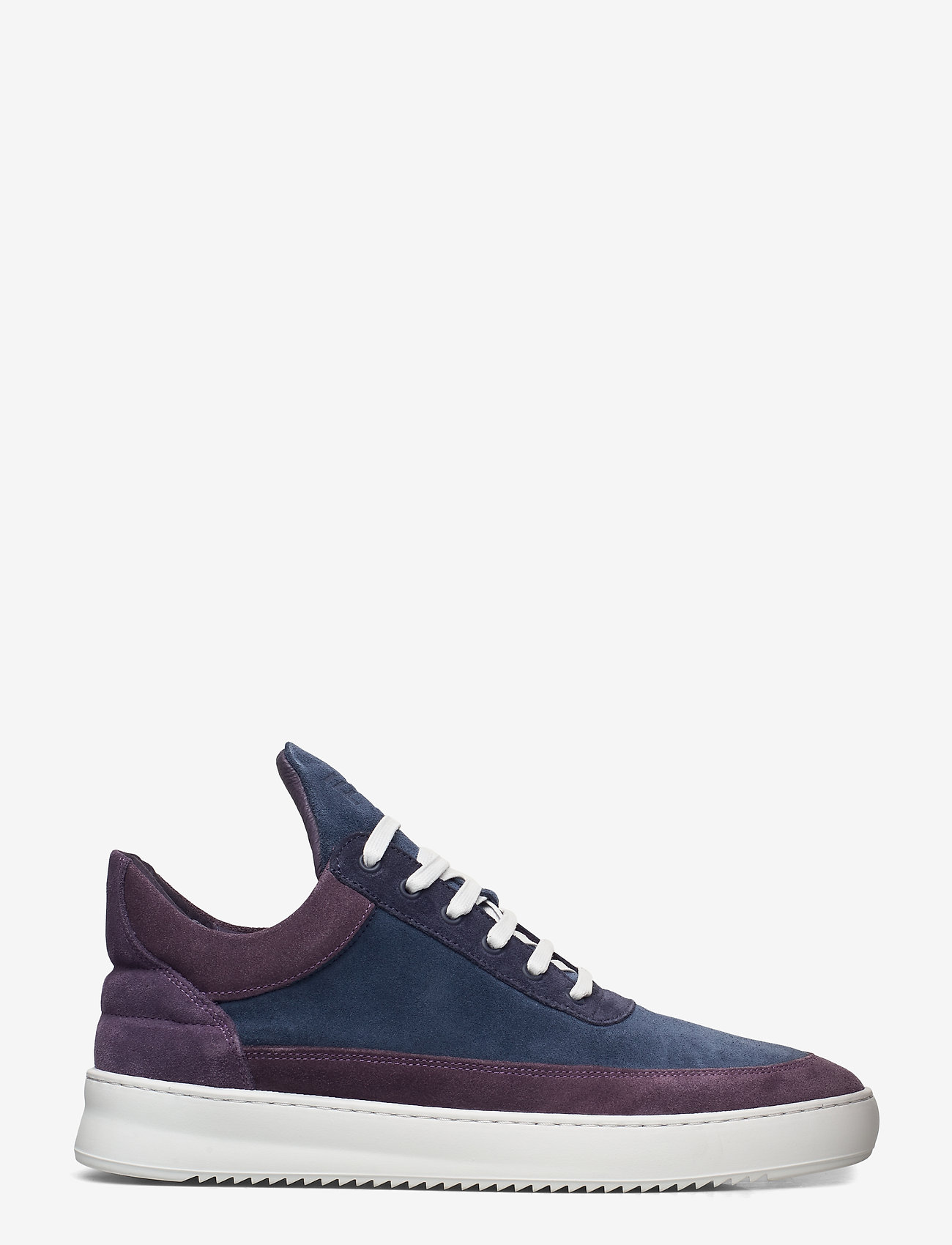 Filling Pieces - Low Top Ripple Multi - low tops - navy blue - 1