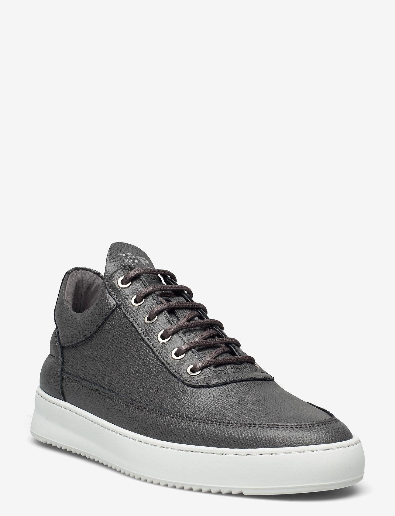 Filling Pieces - Low Top Ripple Crumbs - låga sneakers - grey - 1