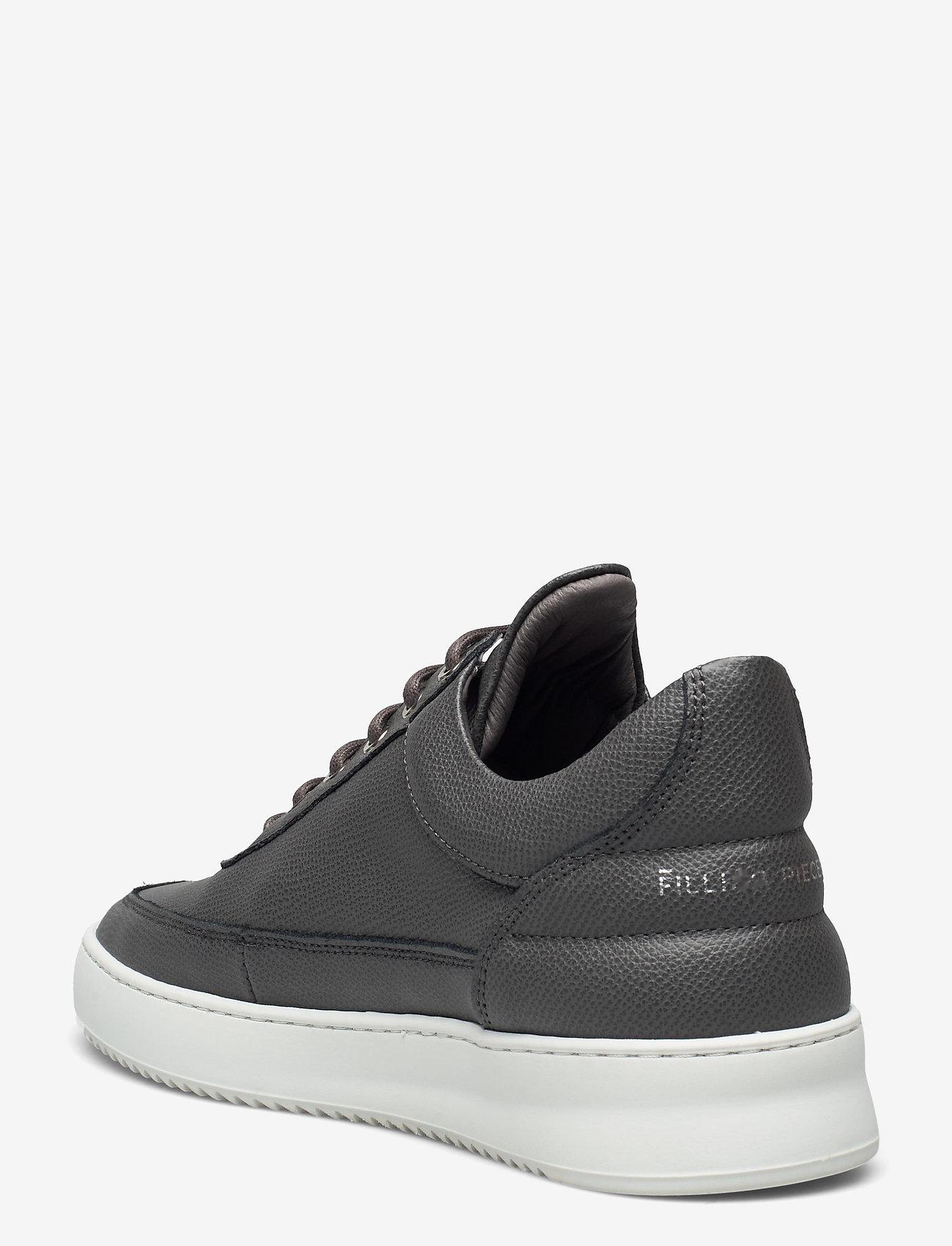Filling Pieces - Low Top Ripple Crumbs - låga sneakers - grey - 2