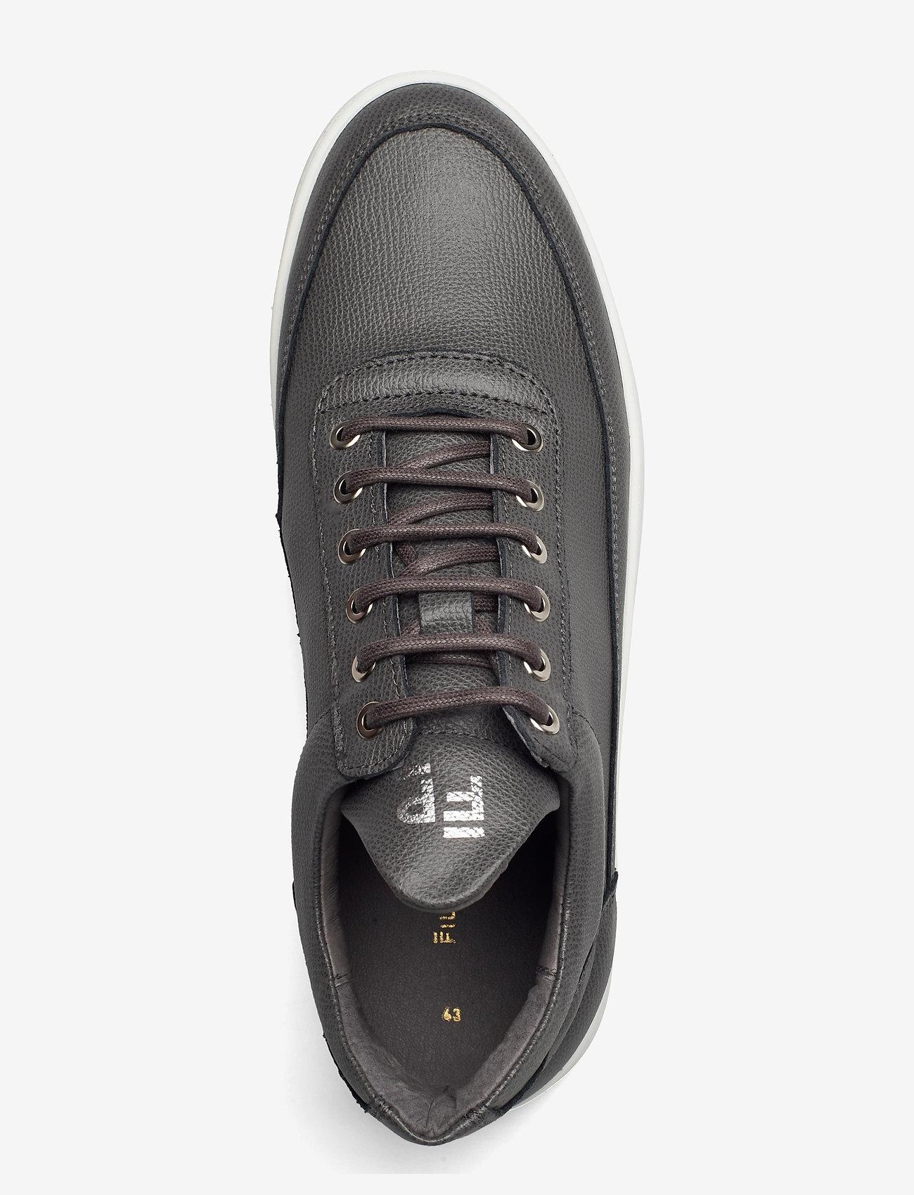 Filling Pieces - Low Top Ripple Crumbs - låga sneakers - grey - 3