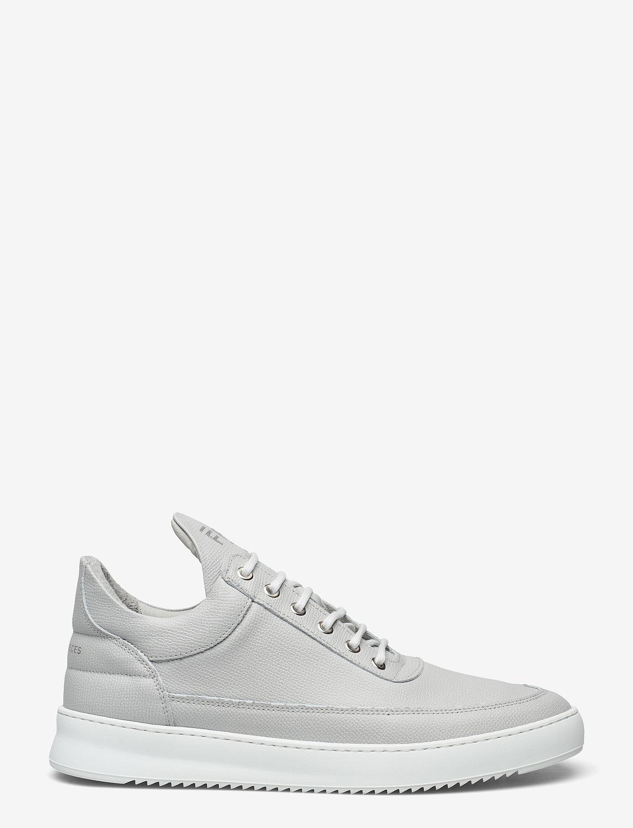 Filling Pieces - Low Top Ripple Crumbs - låga sneakers - light grey - 0