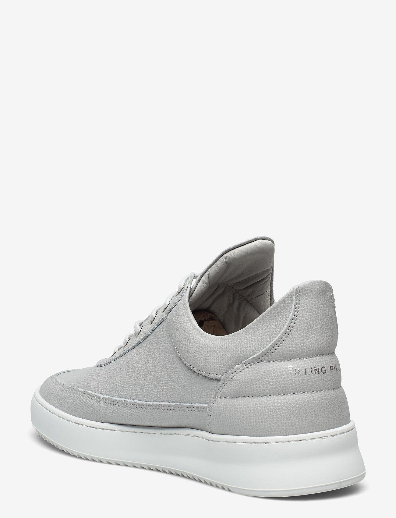 Filling Pieces - Low Top Ripple Crumbs - låga sneakers - light grey - 2