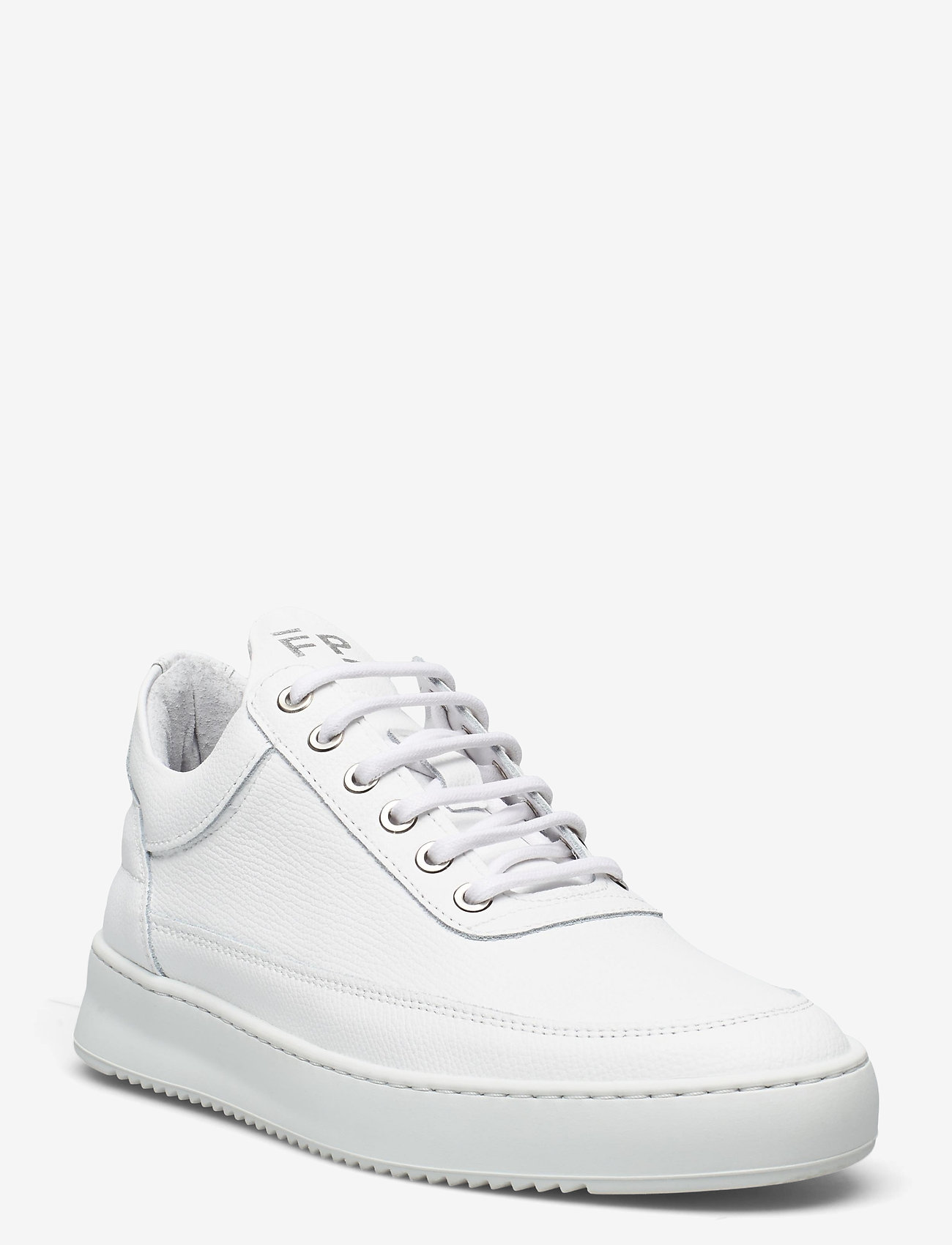 Filling Pieces - Low Top Ripple Crumbs - låga sneakers - white - 1