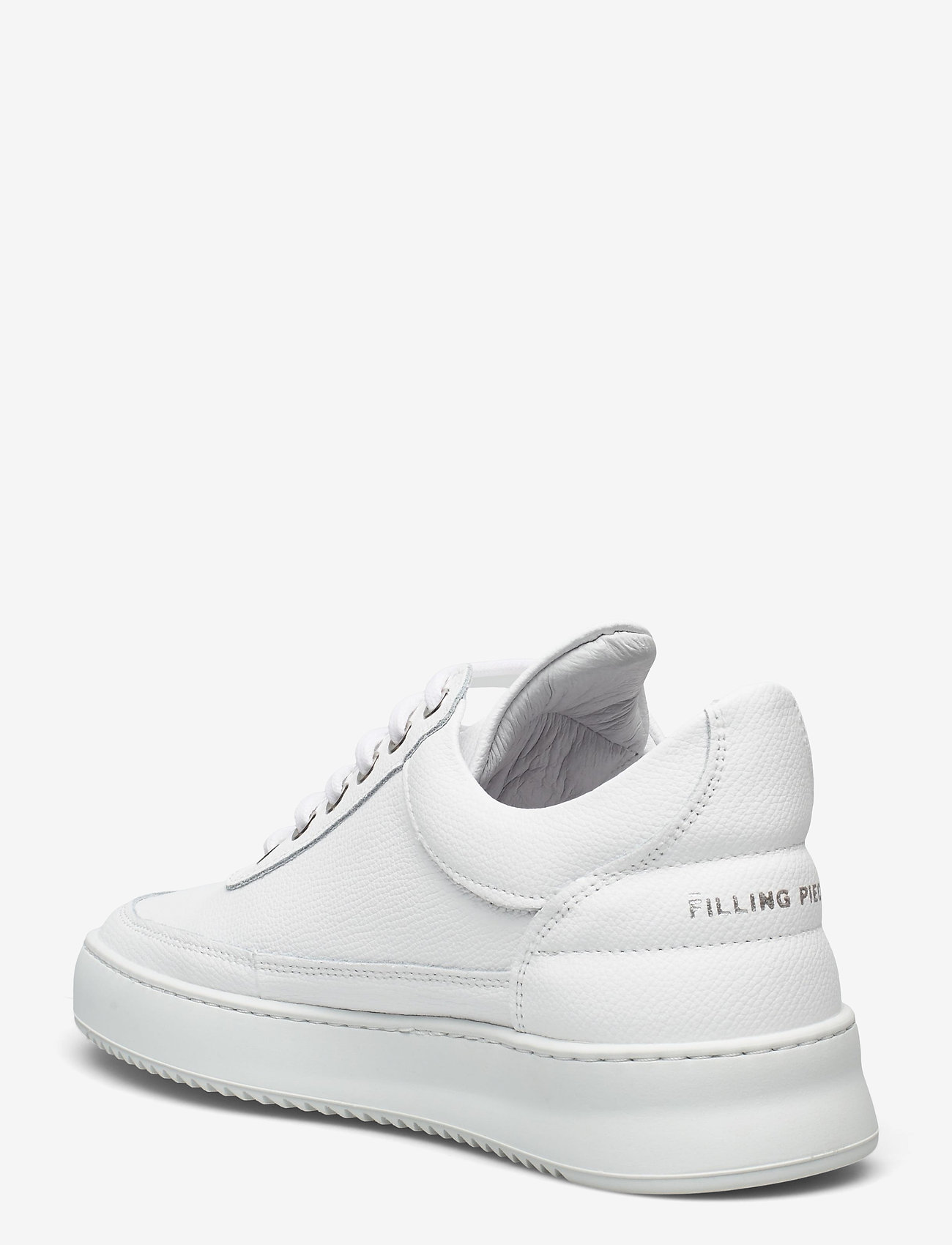 Filling Pieces - Low Top Ripple Crumbs - låga sneakers - white - 2