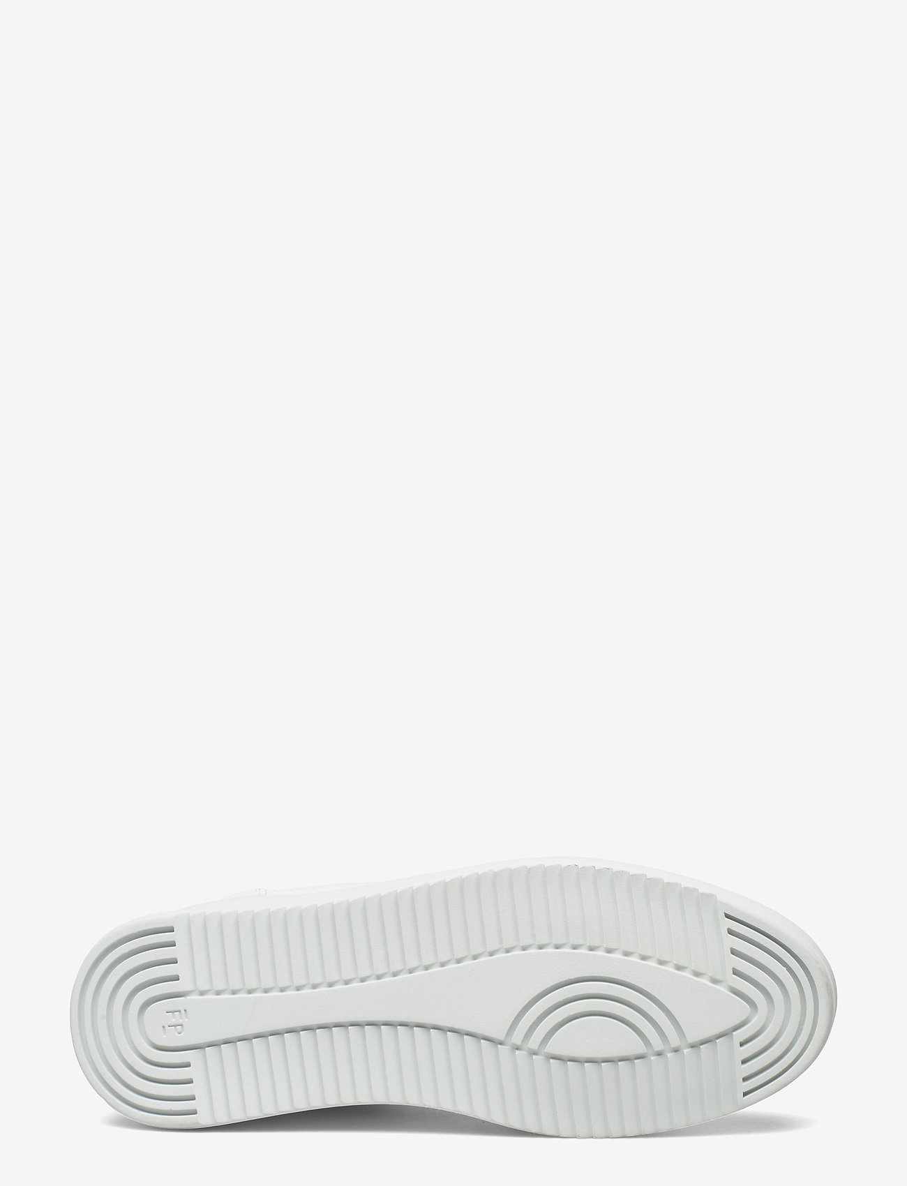 Filling Pieces - Low Top Ripple Crumbs - låga sneakers - white - 4
