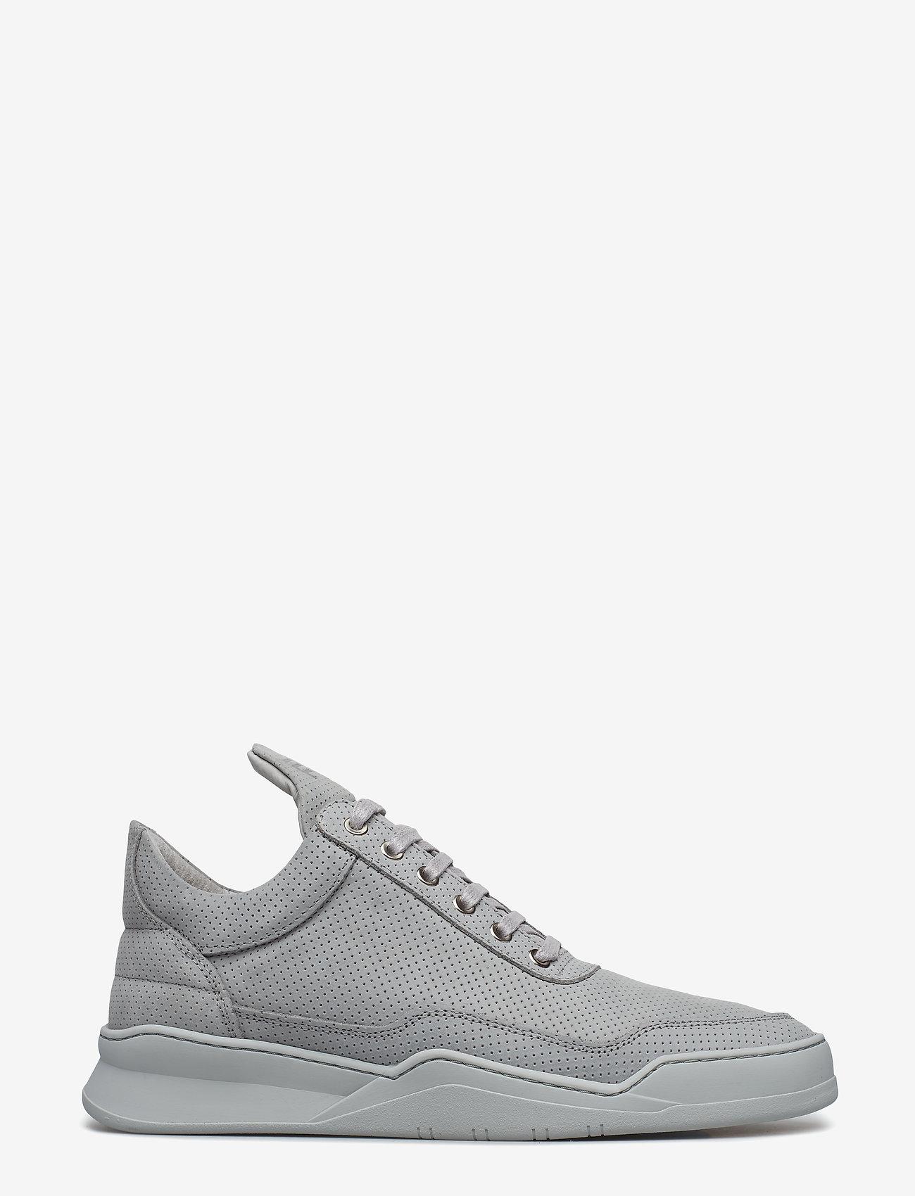 Filling Pieces - Low Top Ghost Microlane - låga sneakers - light grey - 1