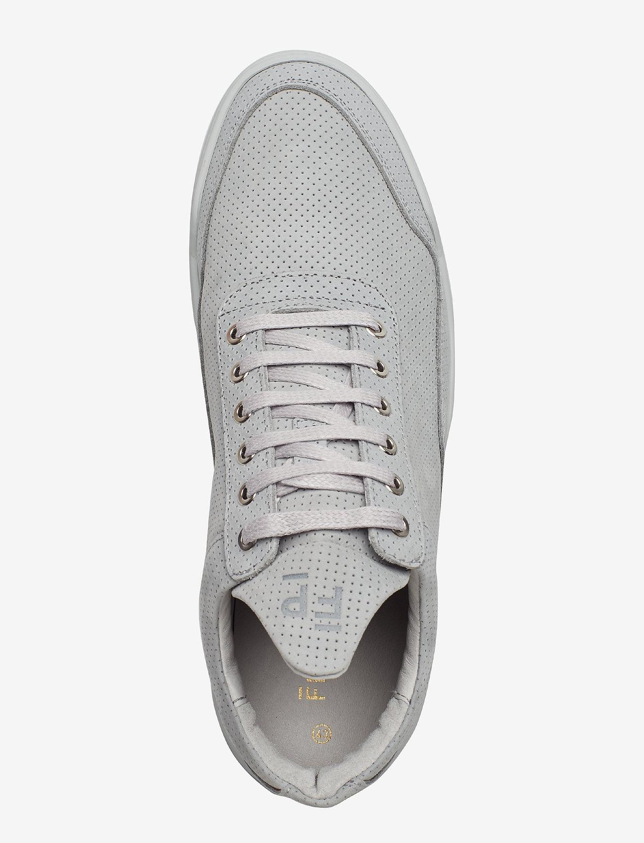 Filling Pieces - Low Top Ghost Microlane - låga sneakers - light grey - 4