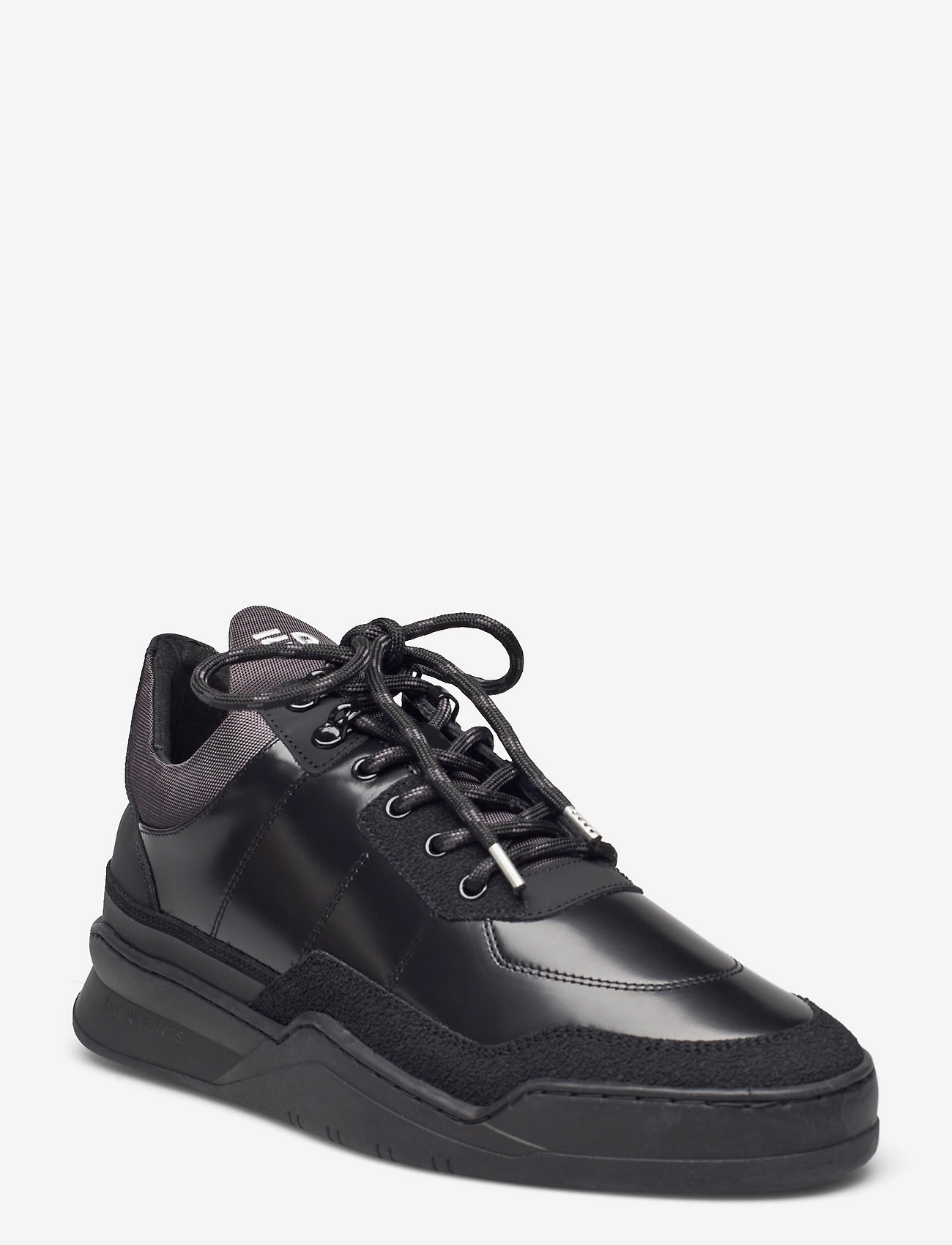 Filling Pieces - Low Top Ghost Radar - låga sneakers - black - 1
