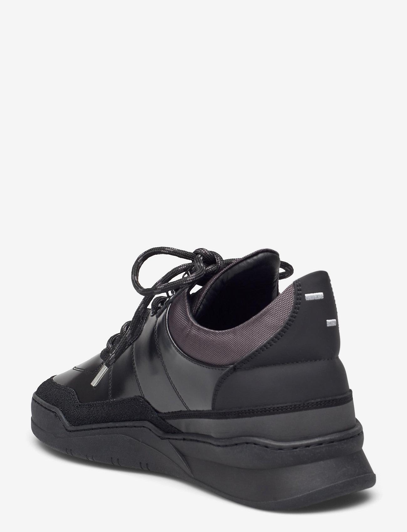 Filling Pieces - Low Top Ghost Radar - låga sneakers - black - 2