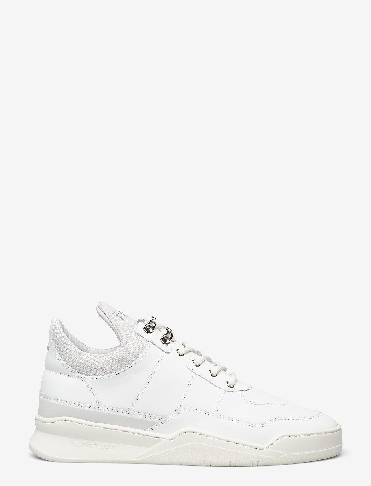 Filling Pieces - Low Top Ghost Radar - låga sneakers - white - 0
