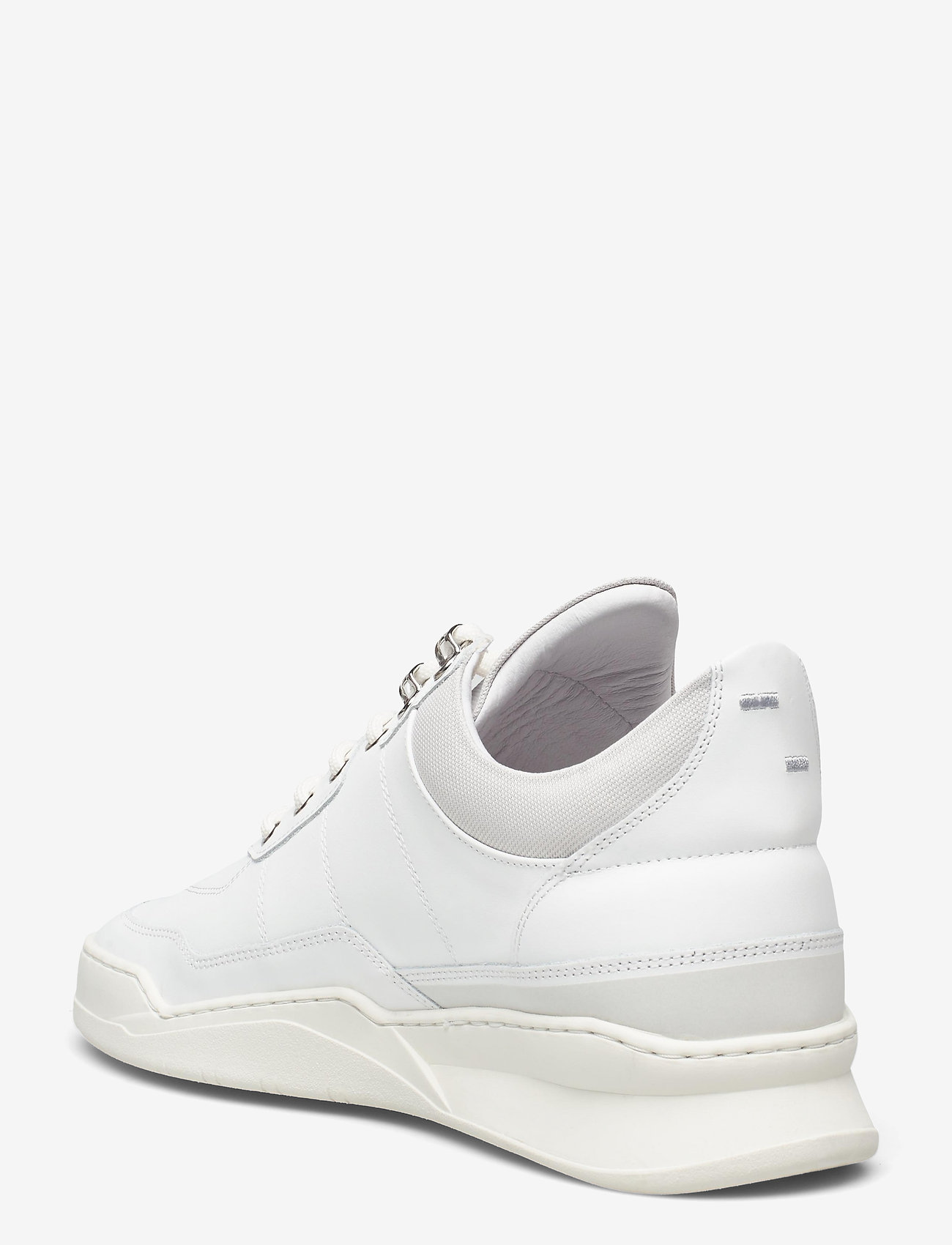 Filling Pieces - Low Top Ghost Radar - låga sneakers - white - 2