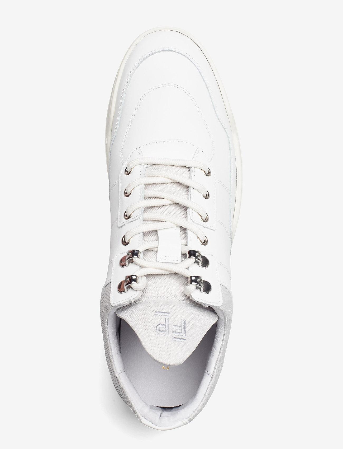Filling Pieces - Low Top Ghost Radar - låga sneakers - white - 3