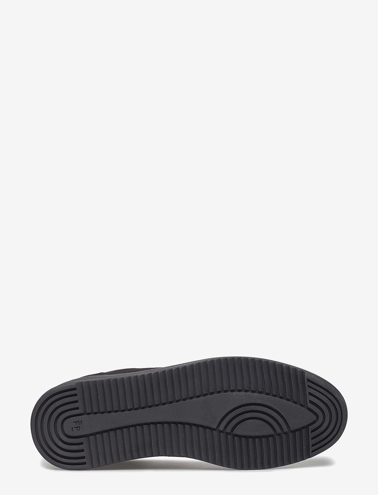 Filling Pieces - Low Top Ripple Tonal - låga sneakers - black - 3