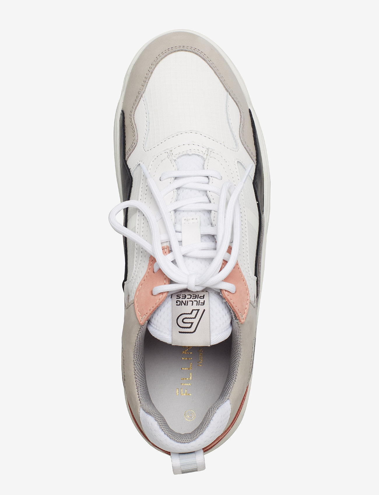 Low Curve Iceman Trimix (Peach) - Filling Pieces