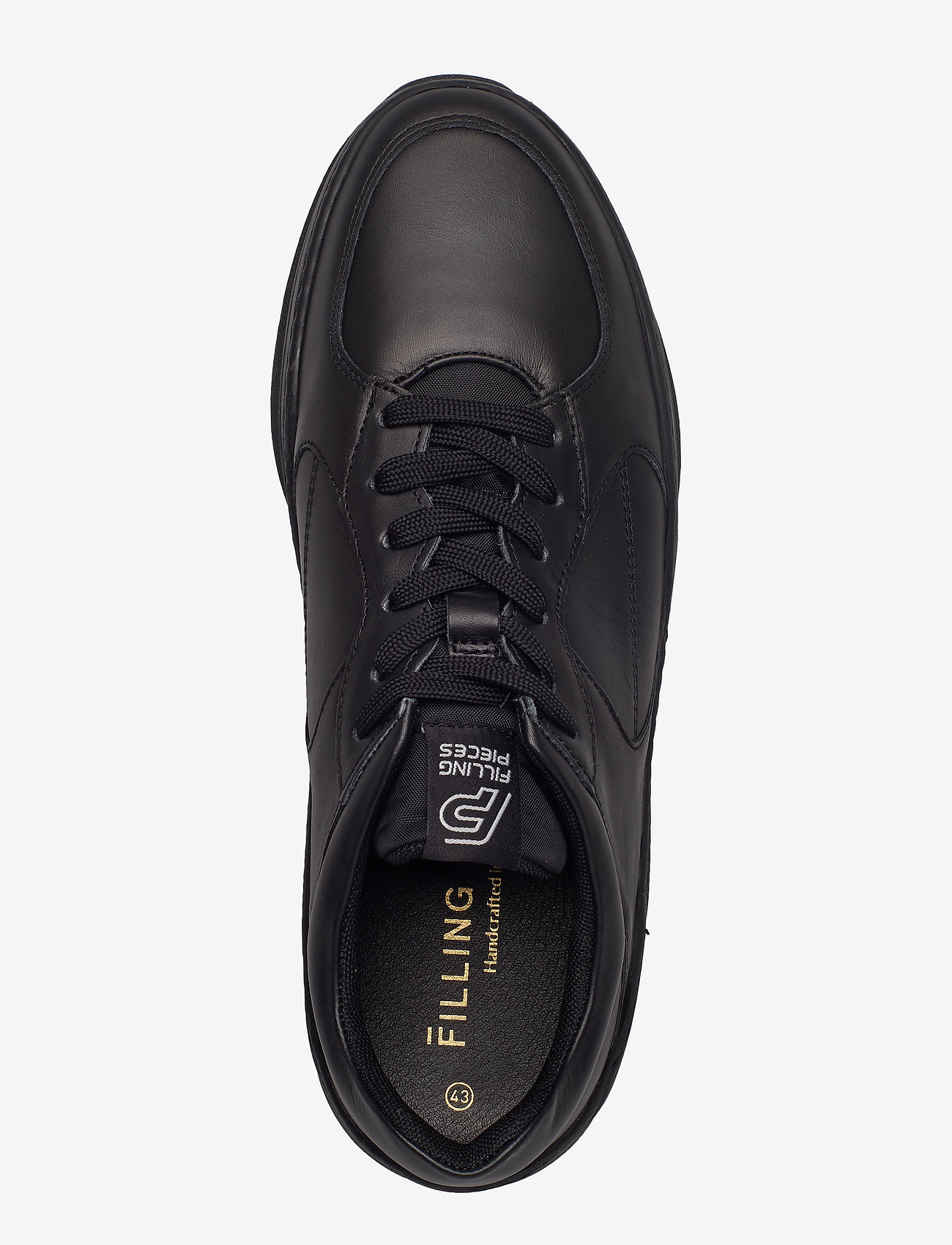Low Cage Cosmo Linus (All Black) - Filling Pieces