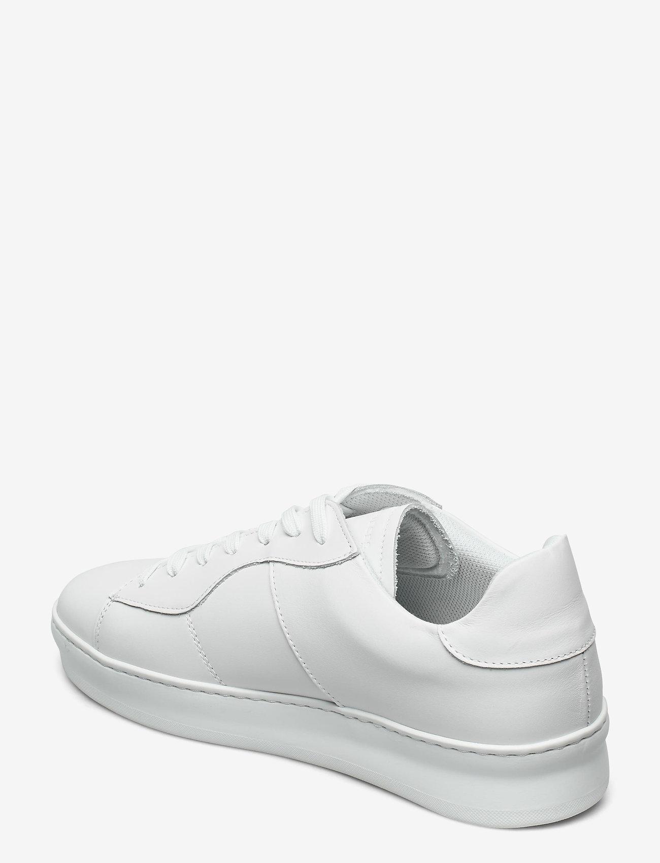 Filling Pieces - Light Plain Court - låga sneakers - all white - 2