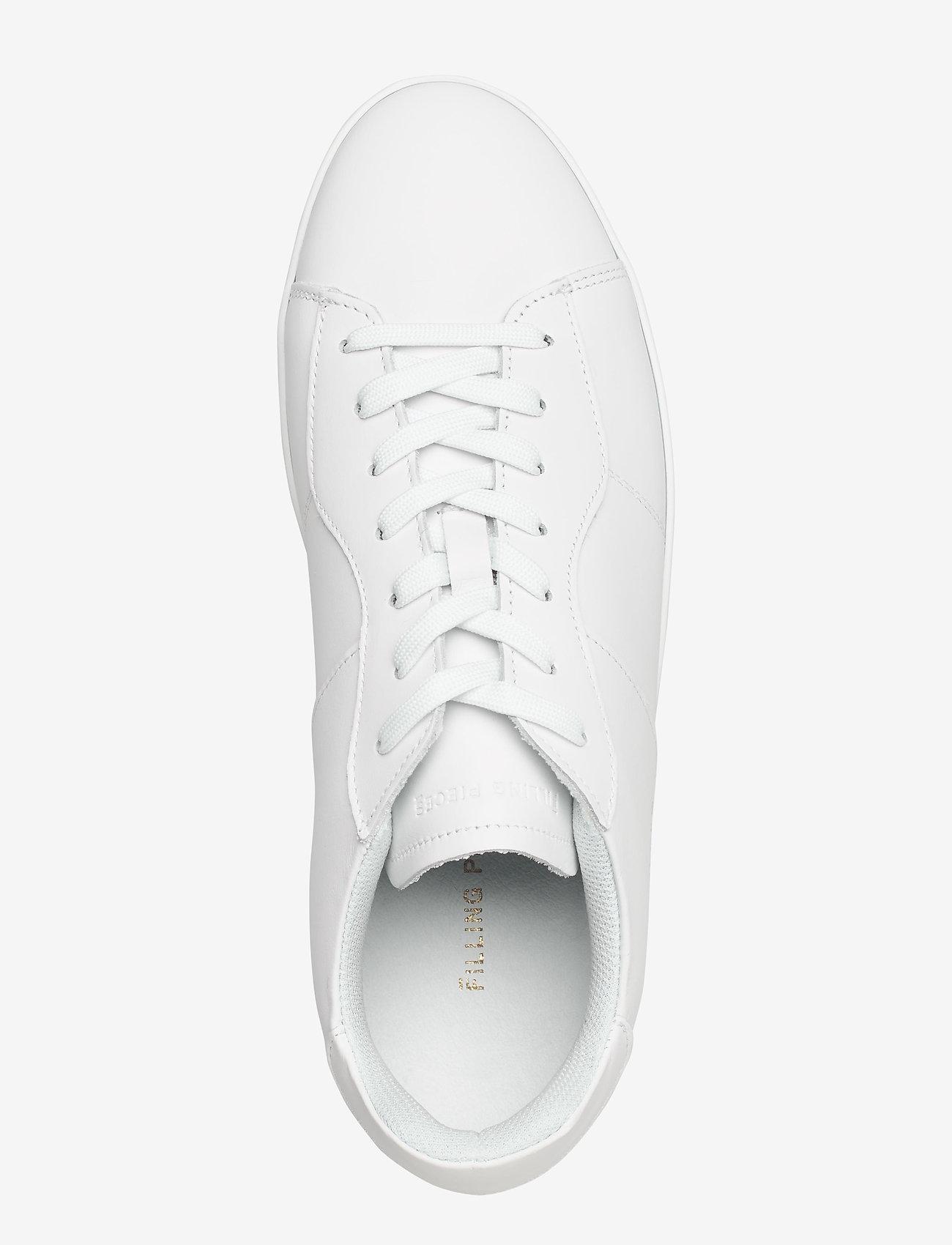 Filling Pieces - Light Plain Court - låga sneakers - all white - 3