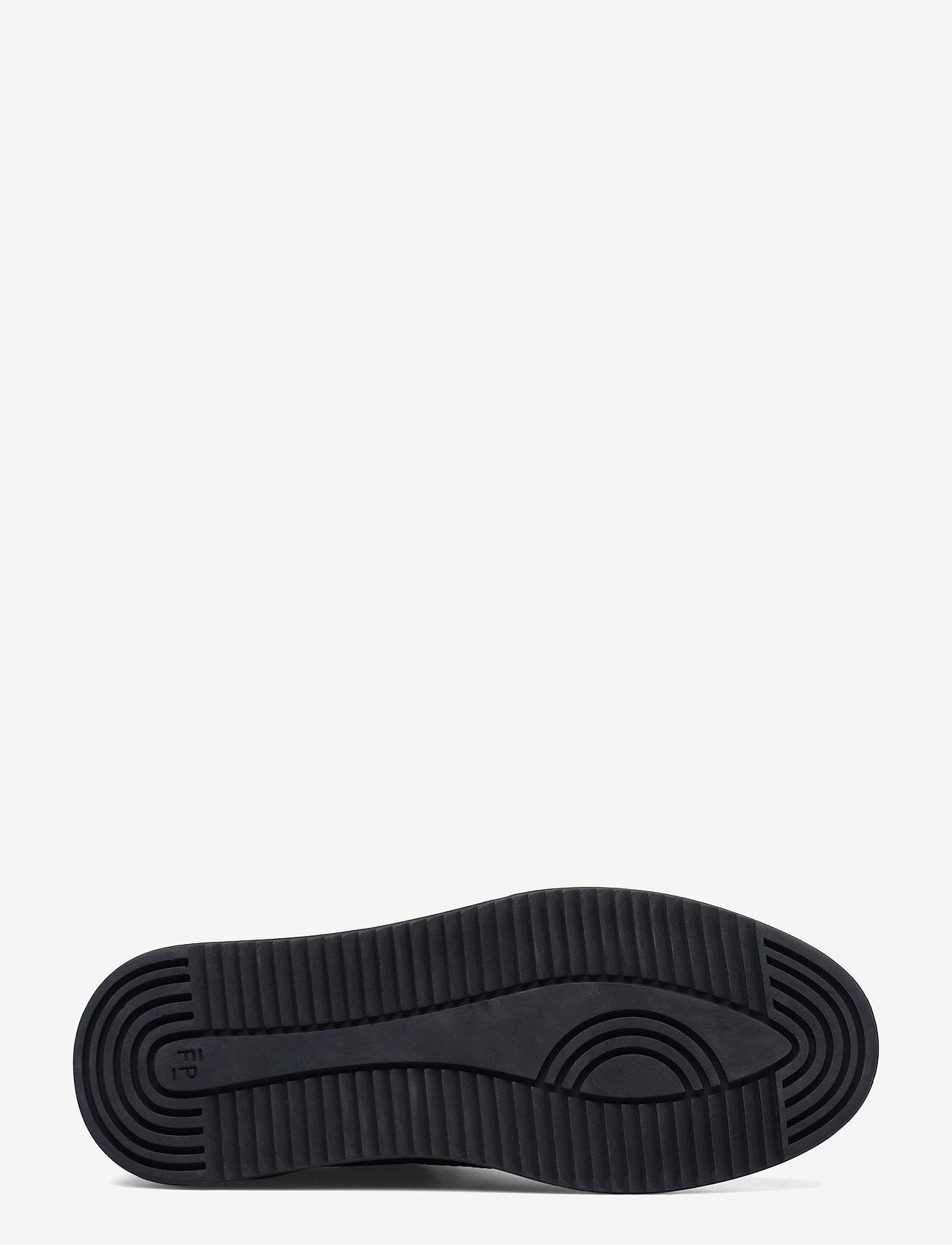 Filling Pieces - Mondo 2.0 Ripple Nubuck - låga sneakers - all black - 4
