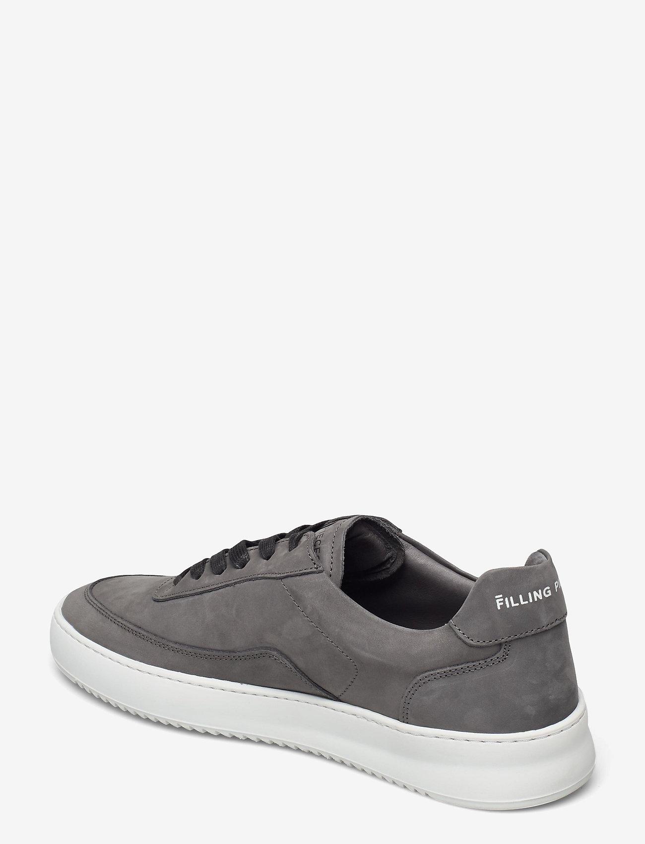 Filling Pieces - Mondo 2.0 Ripple Nubuck - låga sneakers - grey - 2