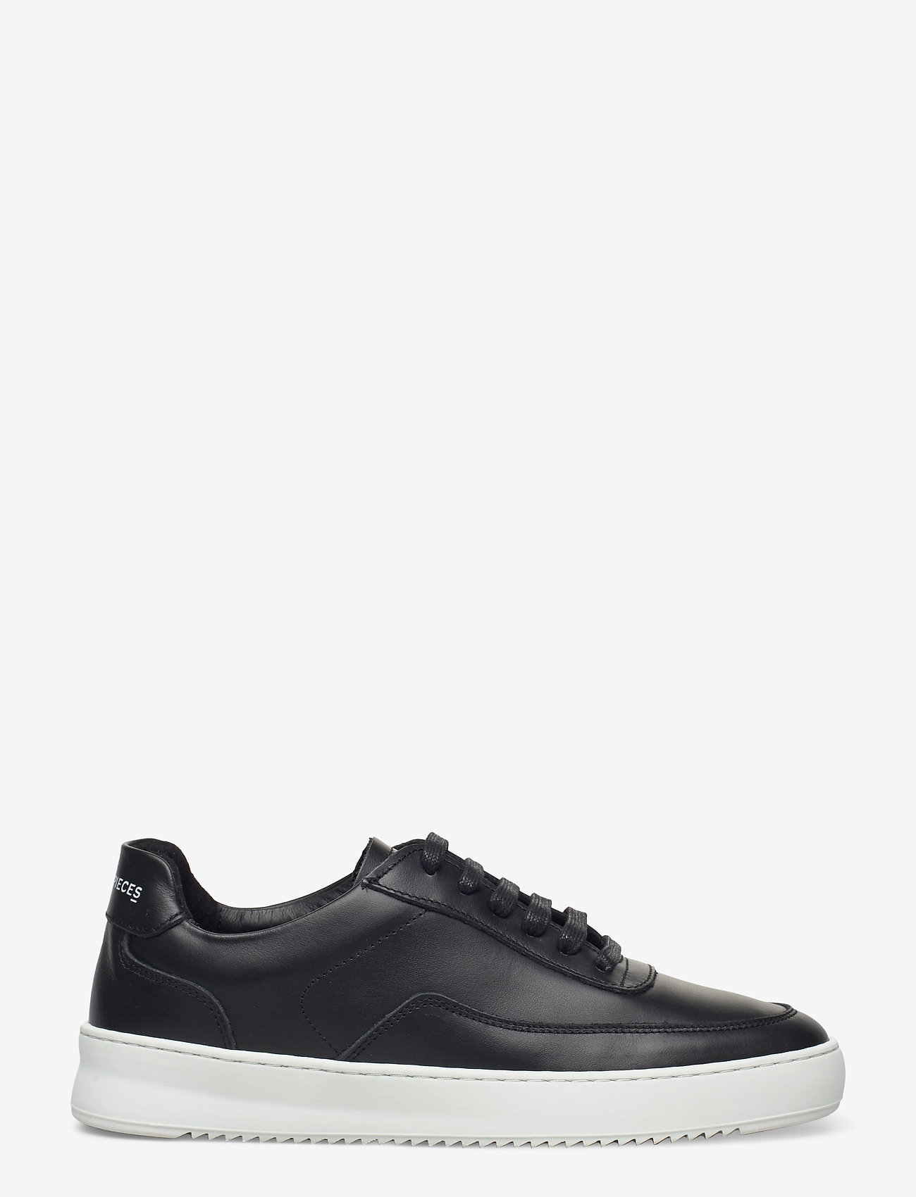 Filling Pieces - Mondo 2.0 Ripple Nappa - low tops - black - 1