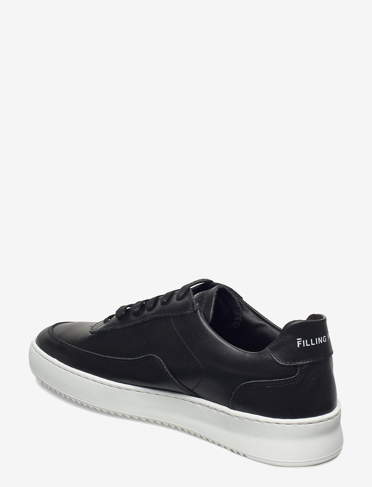 Filling Pieces - Mondo 2.0 Ripple Nappa - låga sneakers - black - 2
