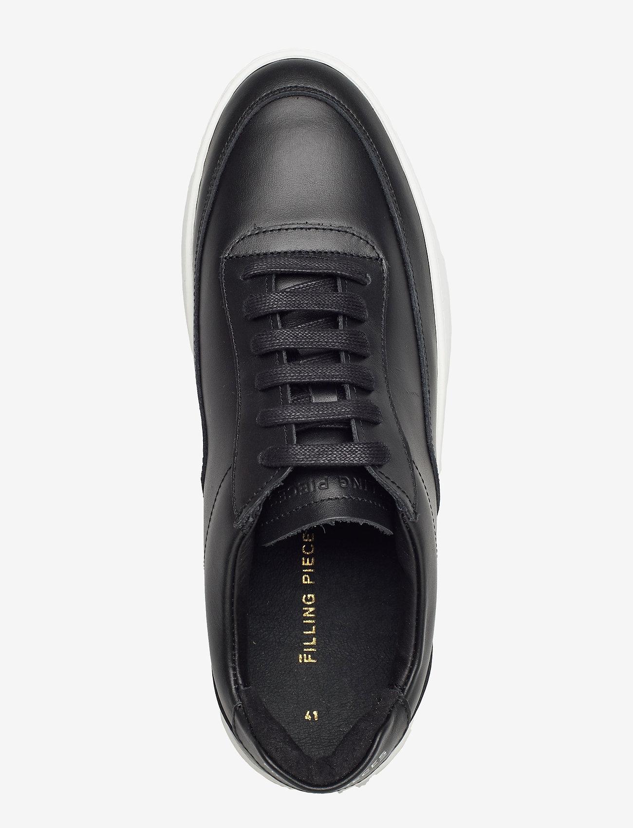 Filling Pieces - Mondo 2.0 Ripple Nappa - låga sneakers - black - 3
