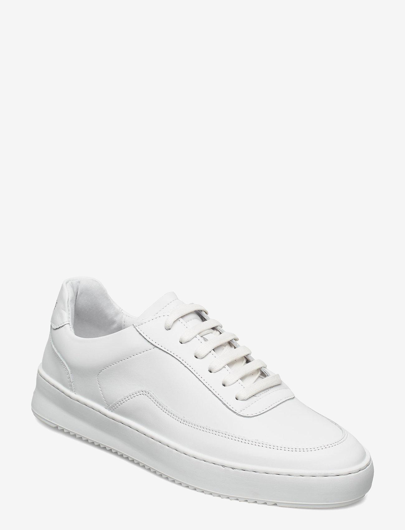 Filling Pieces - Mondo 2.0 Ripple Nappa - låga sneakers - white - 1