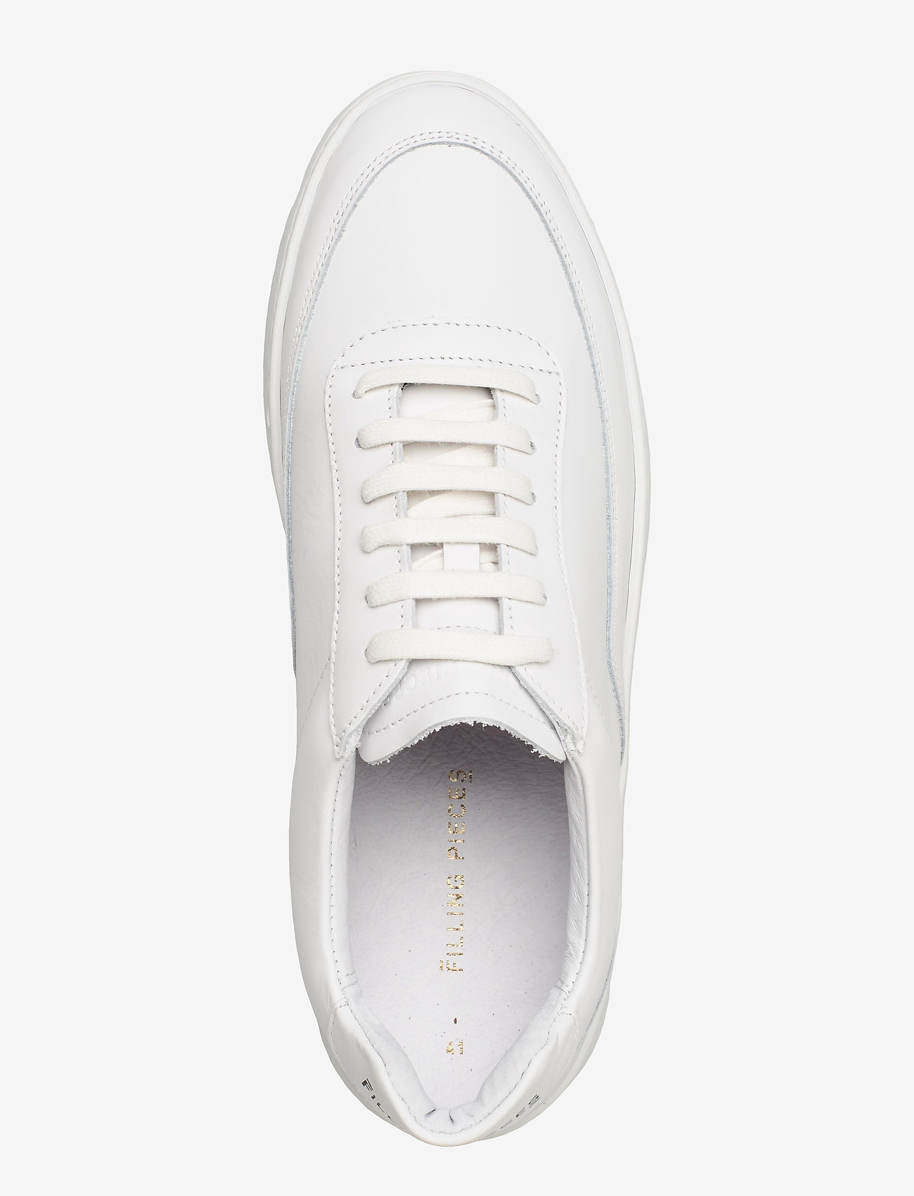 Filling Pieces - Mondo 2.0 Ripple Nappa - låga sneakers - white - 3