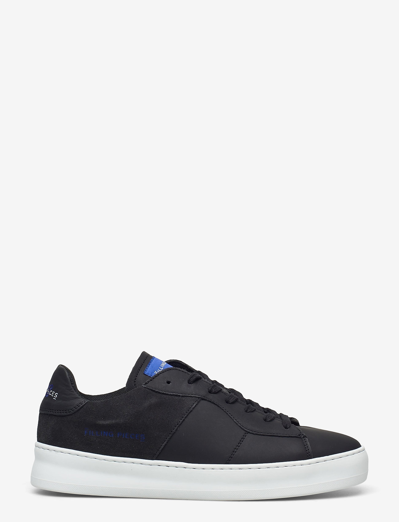 Filling Pieces - Low Plain Court - låga sneakers - black - 0