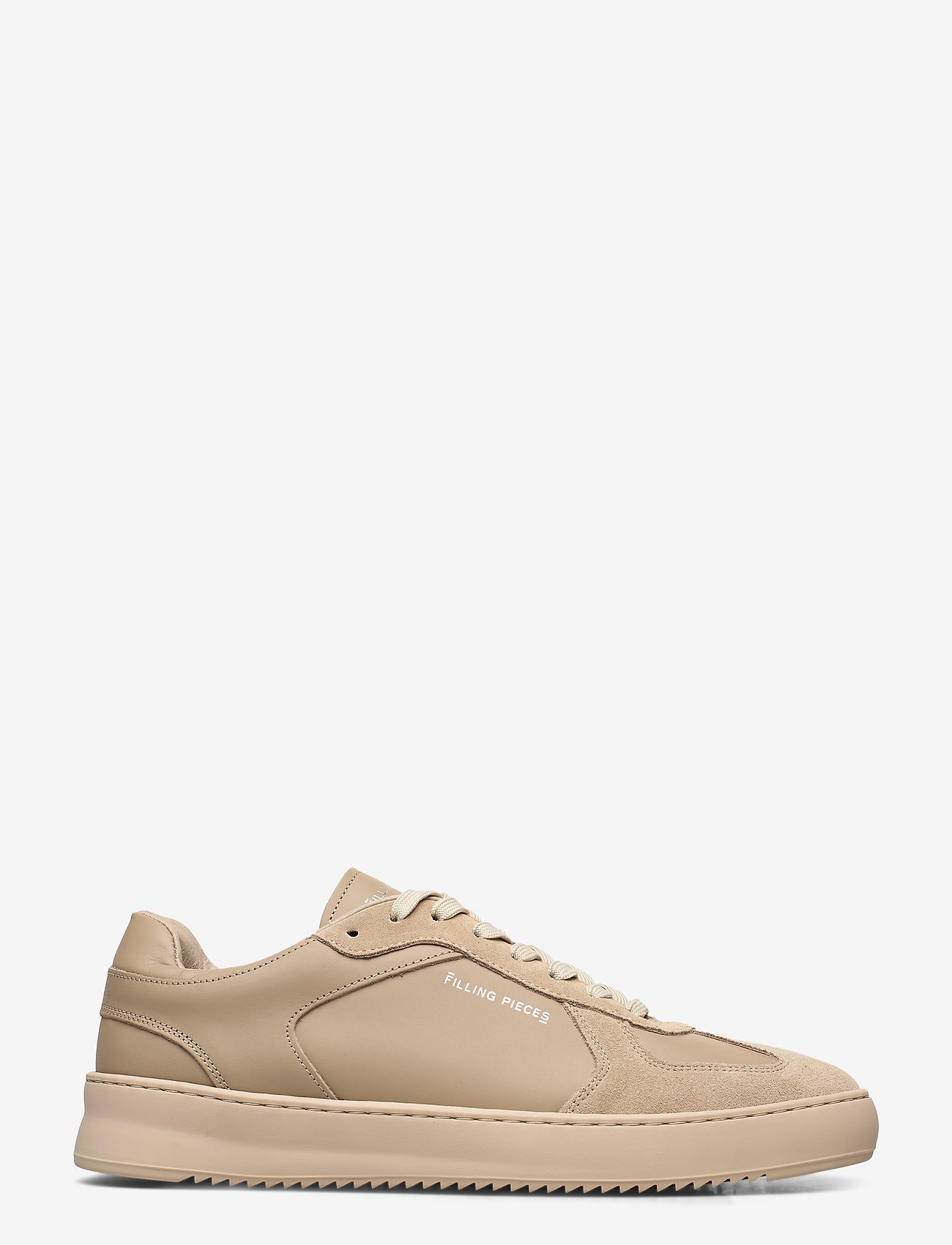 Filling Pieces - Field Ripple Pine - low tops - beige - 1