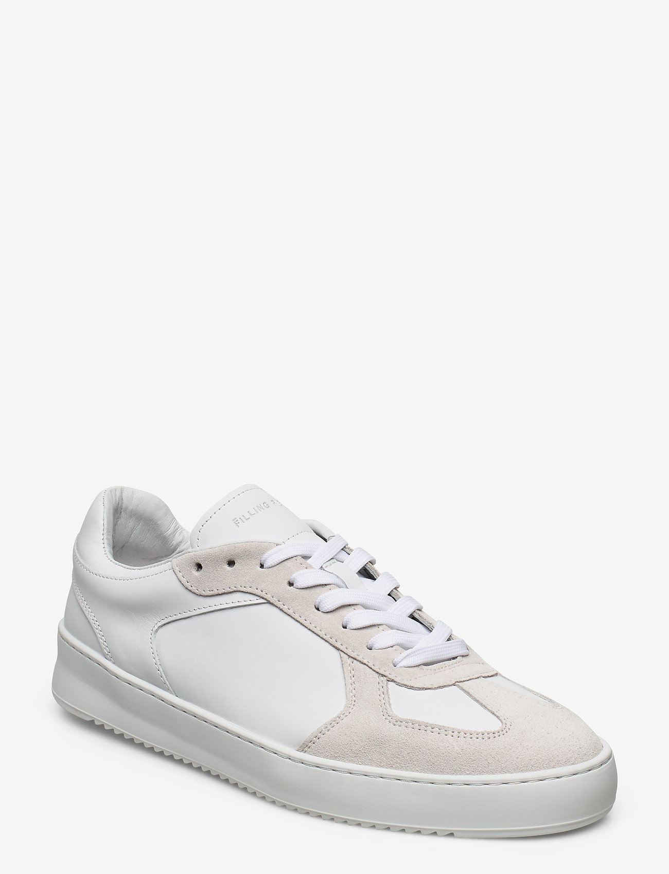 Filling Pieces - Field Ripple Pine - low tops - white - 0