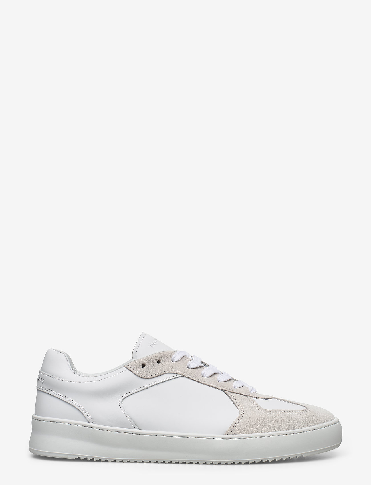 Filling Pieces - Field Ripple Pine - low tops - white - 1