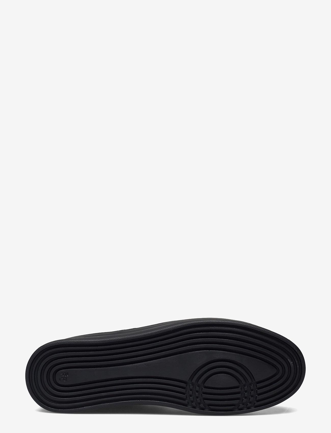 Filling Pieces - Mid Plain Court - höga sneakers - black - 4