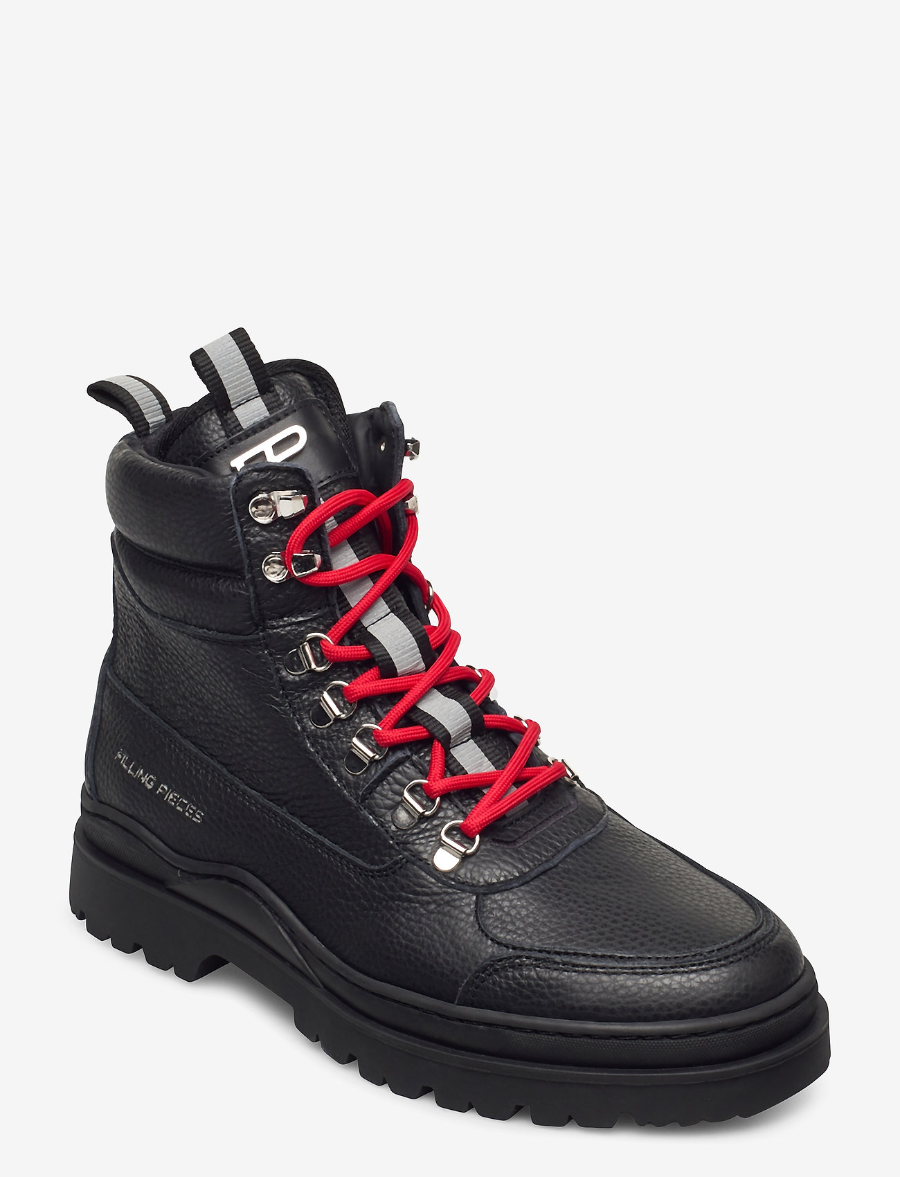 Filling Pieces - Mountain Boot Rock - winter boots - black - 0