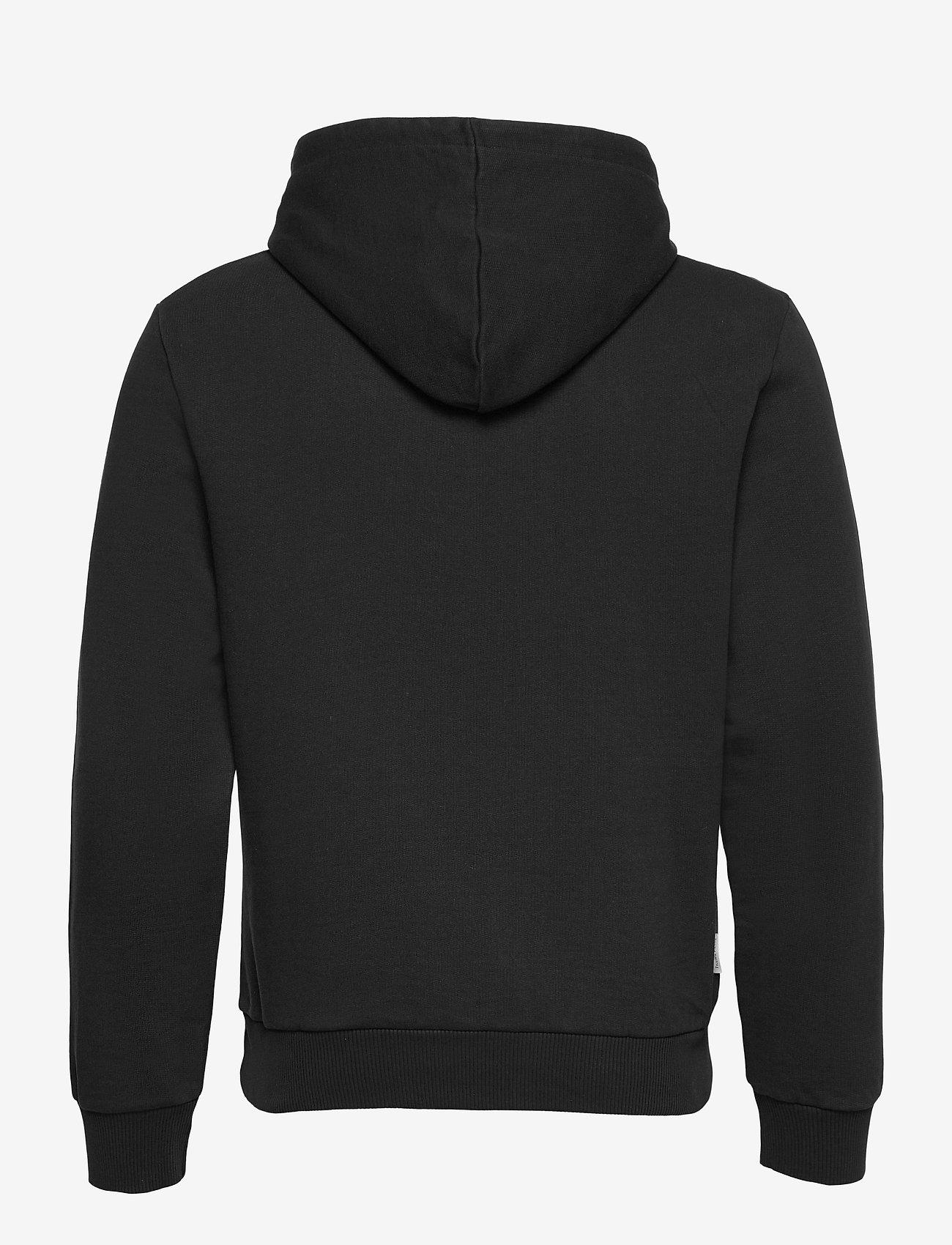 Filling Pieces - Essential Core Logo Hoodie - hoodies - black - 1