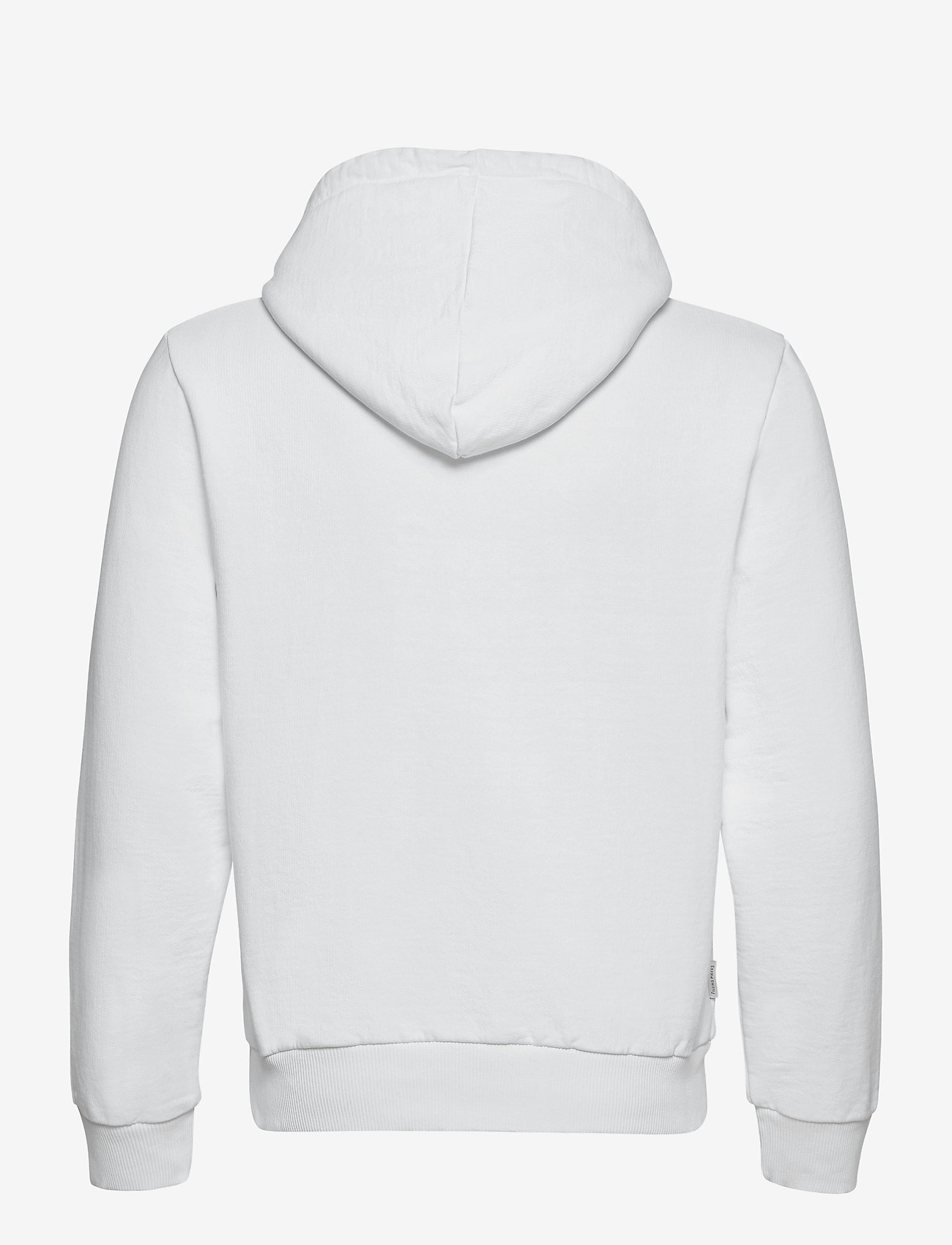 Filling Pieces - Essential Core Logo Hoodie - hoodies - white - 1