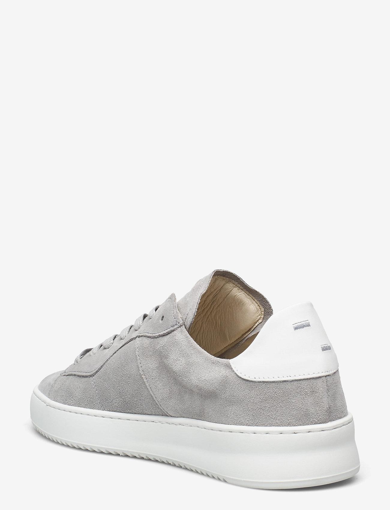 Filling Pieces - Court Ripple Suede - låga sneakers - grey - 2