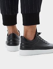 Filling Pieces - Low Top Ripple Nappa - low tops - black - 0