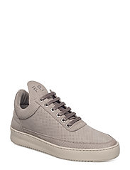Filling Pieces - Low Top Ripple Nubuck Perforated