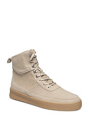 Classic Boot Ripple Andes Evora - BEIGE