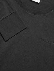 Filling Pieces - Essential Core Logo Tee - basic t-shirts - black - 2
