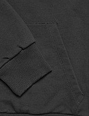 Filling Pieces - Essential Two Stripe Hoodie - hoodies - black - 3