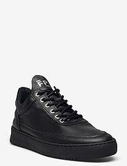 Filling Pieces - Low Top Ripple Crumbs - låga sneakers - black - 1