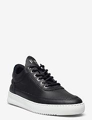 Filling Pieces - Low Top Crumbs - höga sneakers - black - 0